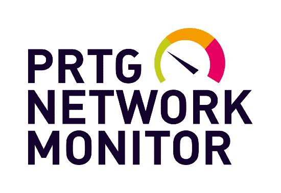 PRTG network monitoring software logo