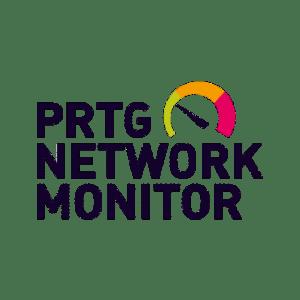 PRTG network monitoring software logo